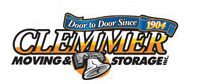Clemmer Moving & Storage Logo